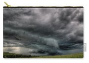 North Dakota Thunderstorm Carry-all Pouch