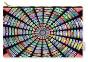 Novino Sale Fineart Chakra Mandala Round Circle Inspirational Healing Art At Fineartamerica.com By N Carry-all Pouch
