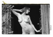 Nude Art Photography By Mary Bassett Carry-all Pouch