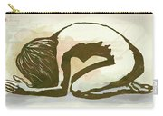Nude - Pop Art Poster  Carry-all Pouch