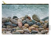 Ocean Stones Carry-all Pouch