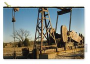 Oil Rig Carry-all Pouch