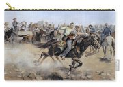 Oklahoma Land Rush, 1889 Carry-all Pouch