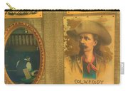 Old West Antiques Carry-all Pouch