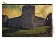 Pevensey Castle Ruins Carry-all Pouch