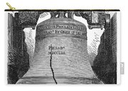 Philadelphia: Liberty Bell Carry-all Pouch