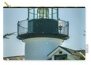 Point Pinos Lighthouse In Monterey California Carry-all Pouch