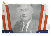 Presidential Campaign, 1940 Carry-all Pouch
