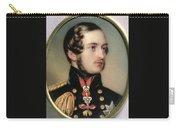 Prince Albert Henry Pierce Bone Carry-all Pouch