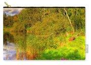 Q Landscape Carry-all Pouch