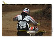 Quad Cross Racer Carry-all Pouch