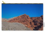 Red Rock Canyon Carry-all Pouch