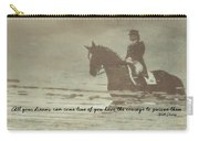 Reflection Quote Carry-all Pouch