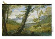 River Landscape Carry-all Pouch