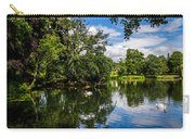 Roath Park Lake Carry-all Pouch