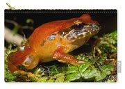 Rosy Ground Frog Carry-all Pouch