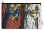 Saints Peter And Dorothy Carry-all Pouch