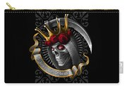 Santa Muerte Carry-all Pouch
