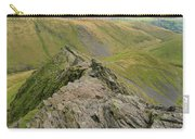 Sharpe Edge On Blencathra Fell, Lake District National Park Carry-all Pouch