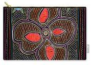 Shipibo Art Carry-all Pouch