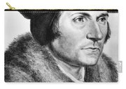 Sir Thomas More (1478-1535) Carry-all Pouch by Granger