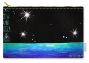 3 Sisters - 3 Stars Dancing At Night Carry-all Pouch