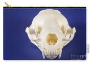 Skull Of A River Otter Carry-all Pouch