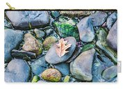 Small Rocks On The Beach Carry-all Pouch