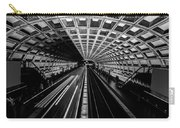 Smithsonian Metro Station In Washington Dc Carry-all Pouch
