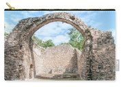 Spanish Chapel At Oxtankah Carry-all Pouch