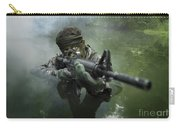 Special Operations Forces Soldier Carry-all Pouch by Tom Weber