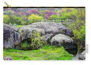 Spring At Devils Den Carry-all Pouch