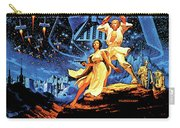 Star Wars Episode Iv - A New Hope 1977 Carry-all Pouch
