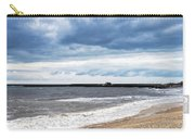 Stormy Seascape - Lyme Regis Carry-all Pouch