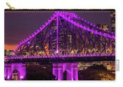 Story Bridge In Brisbane, Queensland Carry-all Pouch
