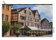Streets Of Colmar Carry-all Pouch