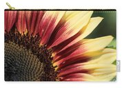Sunflower Named Ruby Eclipse Carry-all Pouch