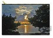 3- Sunrise Cruise Carry-all Pouch