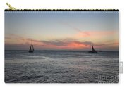 Sunset Key West  Carry-all Pouch