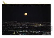Super Moon In Las Vegas Carry-all Pouch