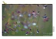 Tall Grass Stem Close-up Carry-all Pouch