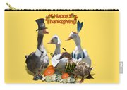 Thanksgiving Ducks Carry-all Pouch