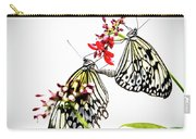 The Extraordinary Rice Paper Butterfly A Series Carry-all Pouch