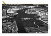 The Houston Ship Channel Carry-all Pouch