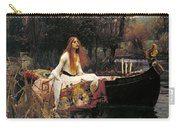 The Lady Of Shalott Carry-all Pouch