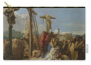 The Lamentation At The Foot Of The Cross Carry-all Pouch