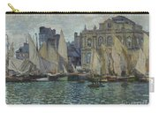 The Museum At Le Havre Carry-all Pouch