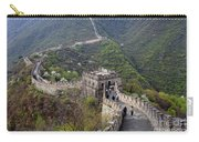 The Mutianyu Section Of The Great Wall Of China, Mutianyu Valley Carry-all Pouch