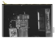 Theater Homage Snoozing Drunk Pilgrim Porn House Combat Zone Boston Massachusetts 1977-2008 Carry-all Pouch