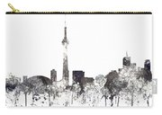 Toronto Ont.skyline Carry-all Pouch